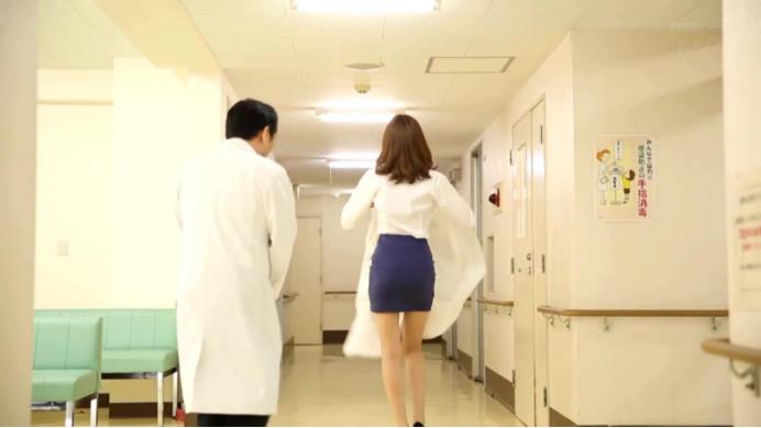 紧身裙痴女医生淫荡的诱惑插图219